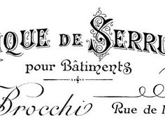 French Locksmith Furniture Transfer!