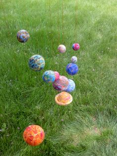 10 Mobile Solar System Set Felt Space Ball by TaraTaraTara Solar System Mobile, Solar System Planets, Space Projects, School Projects, Science Cells, Solar System Projects, Planet For Kids, Eco Friendly Toys