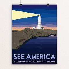 Canadas National Parks 1951 Vintage Travel Decal Sticker