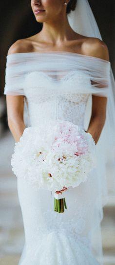 Stunning wedding bouquet More