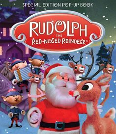 Rudolph the Red-Nosed Reindeer Pop-Up : The Childrens Book Review Giveaway entries accepted until I believe 12-18-2014 over at thechildrensbookreview.com