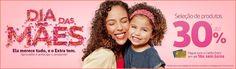 Especial Dia das Mães | Ela merece tudo, o Extra tem.