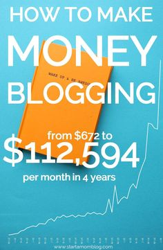 Oh my goodness! This blogger makes over $100,000 in a month! And it only took�