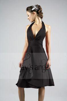 Robe Simplicité noire-robe-maysange