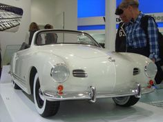 mini karmann ghia pedal car | Image may have been reduced in size. Click image to view fullscreen.