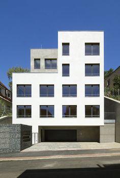 Bytový dům Nad Vinohradem | Bydlení IQ