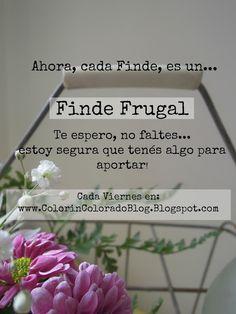 decora y adora Frugal, My Plate, Craft Tutorials, Diy, Blog, Plants, Home Decor, Shabby Chic, Ideas Geniales