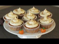 Kürbis Cupcakes (12 St. oder 24 kleine) - Sallys Blog