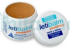 Letibalm Pediatrico Tarro 10ml