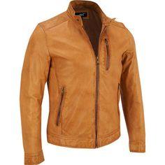 Black Rivet Lamb Snap-Collar Moto Jacket #Wilsonsleather #BlackRivet #WilsonsJackets
