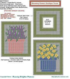 Plastic Canvas Coasters, Plastic Canvas Tissue Boxes, Plastic Canvas Crafts, Plastic Canvas Patterns, Tissue Box Holder, Tissue Box Covers, Applique Templates Free, Flower Boutique, Plastic Canvas Christmas