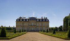 Château de Champs-sur-Marne — Wikipédia