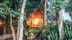 A gorgeous #ecolodge in #Nicaragua, #CentralAmerica. Good for #sustainabletravel