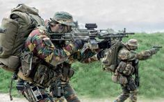 Belgian SFG - Special Forces Group
