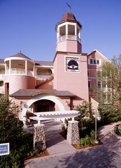 Image result for disney's saratoga springs carriage house