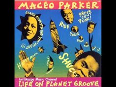 Maceo Parker - Life On Planet Groove (1992) Full Album
