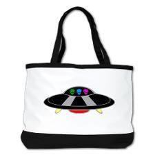 UFO Flying Saucer Shoulder Bag #Bag #UFO #Mode #Fashion #Alien #Extraterrestrial