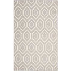 @Overstock.com - Safavieh Hand-woven Moroccan Dhurrie Grey Wool Rug (8' x 10') - Morrocan inspired design and dense hand-woven wool pile highlight this handmade dhurrie rug.  http://www.overstock.com/Home-Garden/Safavieh-Hand-woven-Moroccan-Dhurrie-Grey-Wool-Rug-8-x-10/7511868/product.html?CID=214117 $316.27