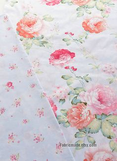 1000 images about tissu pour rideau on pinterest for Tissu shabby chic