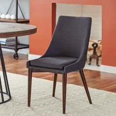 You'll love the Bedoya Parsons Chair at AllModern - With Great Deals on modern Dining & Kitchen  products and Free Shipping on most stuff, even the big stuff.