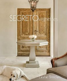 Segreto Vignettes - to be released September 2015 - Segreto Finishes