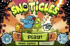 snoticles
