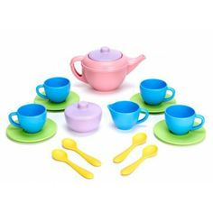 This one is for Avery, hard to find toys that the three kids (3, 8 & 10) can play with together, but I think this one will work well. I've been eyeing this off for ages. Hard to find a good plastic tea set! Love that this has enviro credentials. #Entropywishlist #pintowin