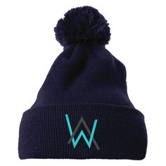 Alan Walker Knit Pom Cap is coming with music design with multiple colors with Customon quality. This knit pom cap is all about alanwalker, alan-walker, alan, walker, where, are, you, u, now, faded, l