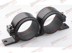 50mm Universal Aluminum Engine Fuel Pump Bracket Filter Mounting Clamp Cradle SM