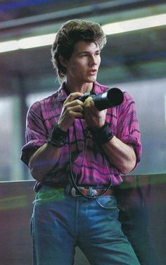 Morten Harket - the voice of A-ha