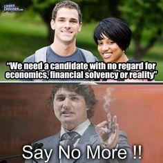 Trudeau Election Ad for Millennials #canpoli