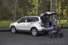 2014 Subaru Forester - now with auto gate options!