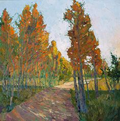 Tranquil Impressionist-Style Paintings Showcase Beauty of Natural Parks Around America - My Modern Met