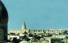 Iraqi Architecture- Samarra, Great (or al-Mutawakkil) Mosque