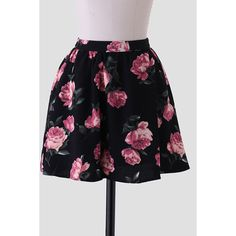 Midnight Rose Floral Skirt and other apparel, accessories and trends. Browse and shop 21 related looks.