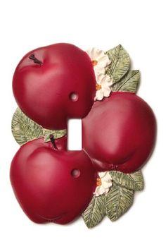 Apple Kitchen Decor Pinteres