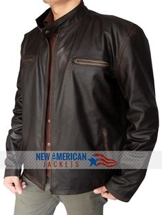 Rescue Me Tommy Gavin Jacket in 100% Brown Leather available on NewAmericanJackets Store, So Grab now This Jacket With Free Shipping.   #RescueMe #TommyGavin #BlackFriday #onSale #BlackFridaySale #Black #GivingTuesday #charity #handmade #holidayssavings #ThanksgivingAds #CheepTweet #gentleman #gentlemanstyle #moda #fashionmiami #Gaming #bikers #costume #boysFashion #shoppingseason