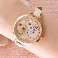 Strap Watch 14 - One Size Mini 8, Bracelet Watch, Jewelry Design, Watches, Bracelets, Accessories, Wristwatches, Clocks, Bracelet
