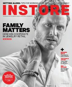 Instore Magazine December 2019 SAMUEL B. Imperial Men's Bali  Collection Jewelry Tattoo, Family Matters, Model Agency, December, Counting Cars, Knife Sets, Magazine, Twilight, Supernatural