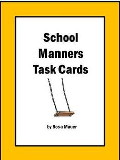 1000 Images About Teach Manners Unit On Pinterest