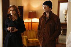 Keri Russell as Elizabeth Jennings, Matthew Rhys as Philip Jennings  The Americans