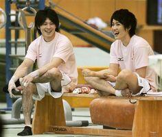 "Ryouhei Katoh  The referee has said that Ryohei is a ""IKEMEN""."
