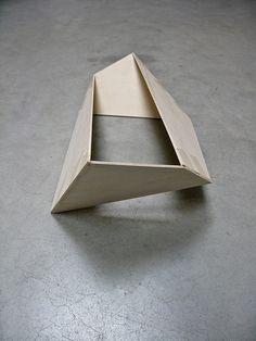 studie in hout by Simon Oud