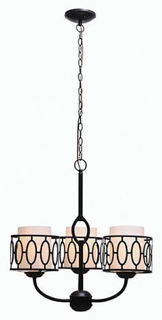India 1 Light 14 5 Oil Rubbed Bronze Swag Chandelier at