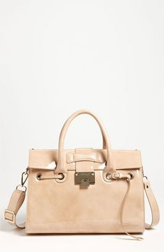 caa3a60c3 love the color, love the bag Jimmy Choo 'Rosalie' Patent Leather Satchel