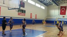 Basketball matches in Antalya. Friendly basketball matches are done professionally with referees, coaches in the high quality field. Sports tournament planner in Antalya