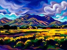 Cathy Carey - Taos artist