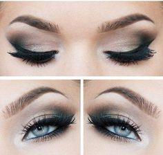 Maquillage des yeux : comment maquiller des yeux bleus