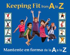 New Age Mama: Book Review: Keeping Fit from A to Z