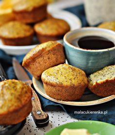Mała Cukierenka - sprawdzone przepisy, udane wypieki Sugar Cookies, Banana Bread, French Toast, Muffin, Breakfast, Recipes, Food, Photography, Suitcase